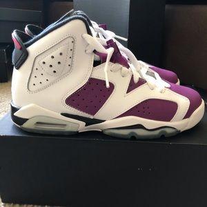 """Air Jordan 6 Retro """"Bright Grape"""""""